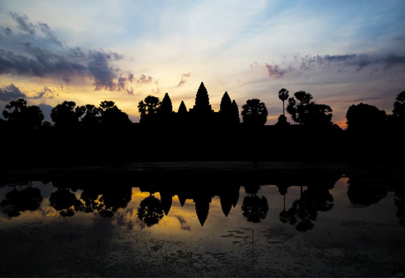 angkor wat sunrise tour