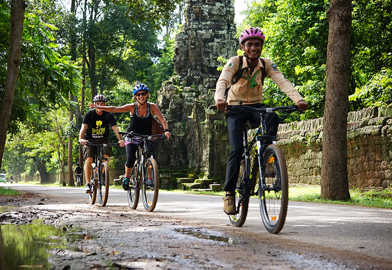 Siem Reap Bike tours