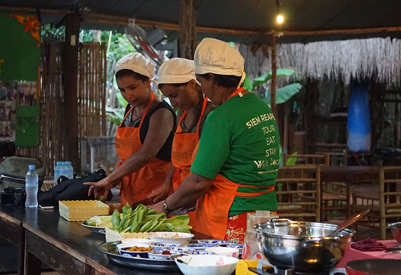 cooking course in siem reap