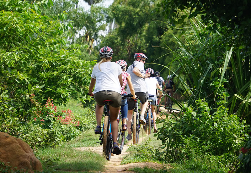 siem reap bicycle tour