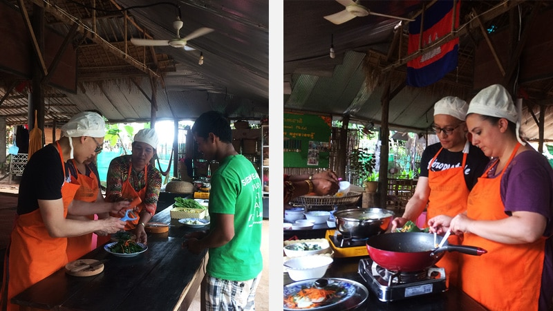 cooking class tour in siem reap