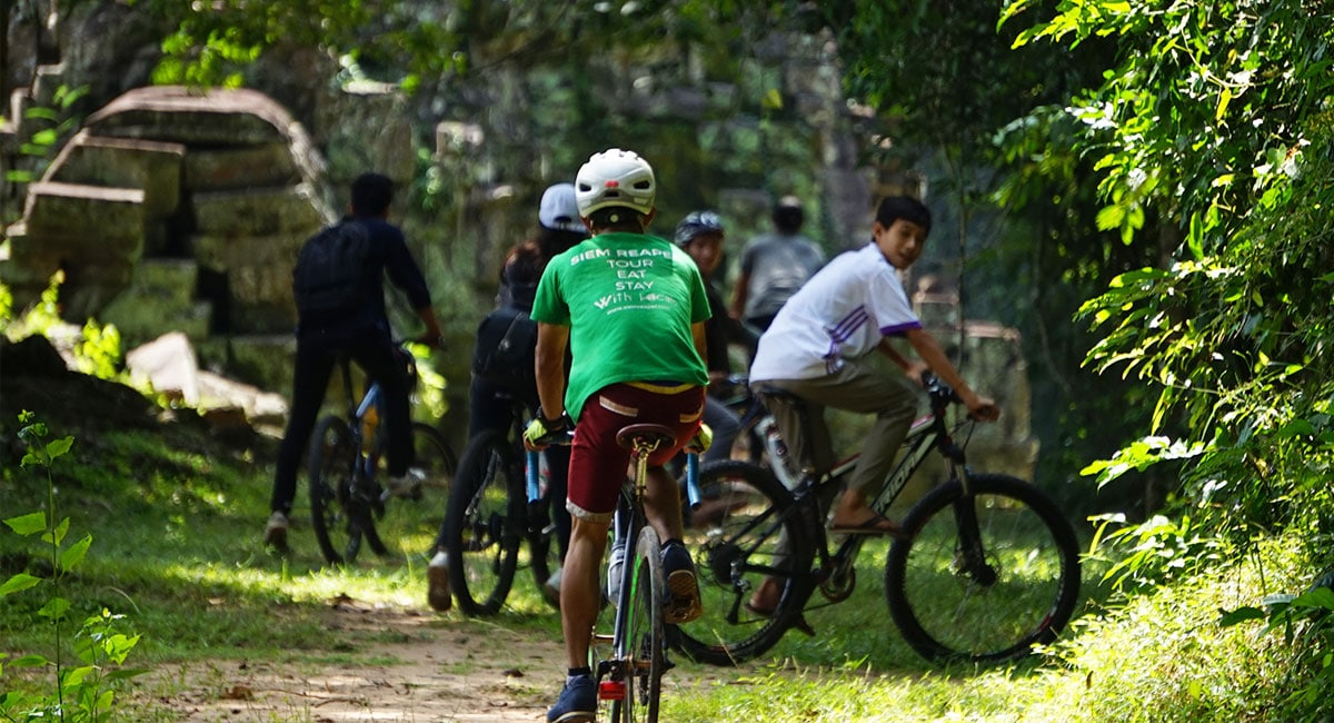 Siem Reap Cycling Tips