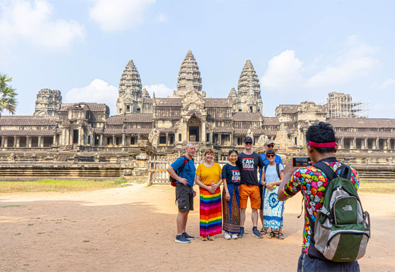 cambodia holiday