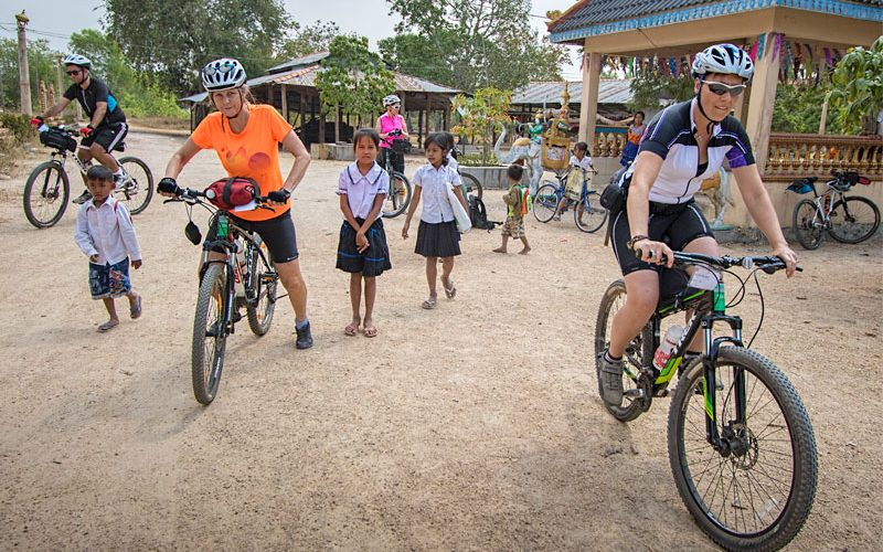 angkor to coast by bike