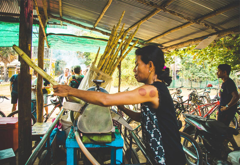 siem reap countryside bicycle tour