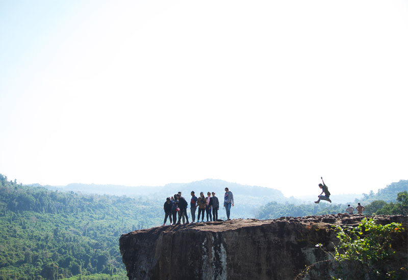 National park of Kulen mountain