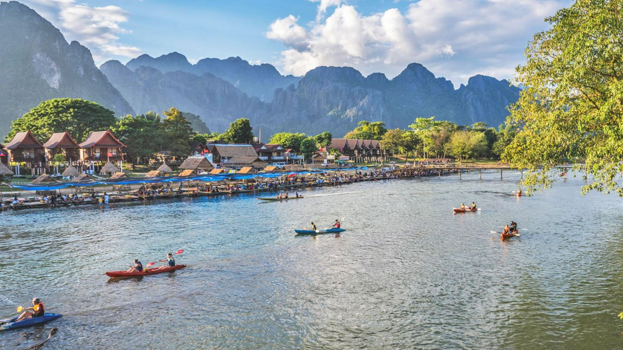 Things to Do in Vang Vieng